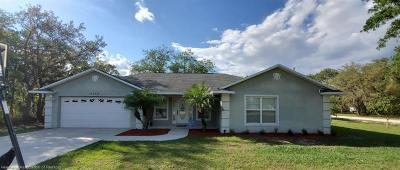 Avon Park Single Family Home For Sale: 2766 W Charing Road