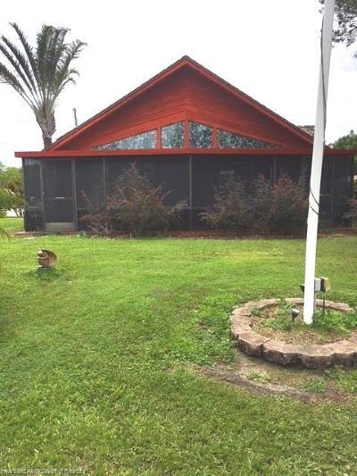 Lake Placid Single Family Home For Sale: 115 Lake Shore Drive