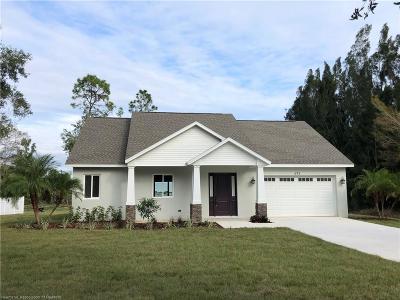 Lake Placid Single Family Home For Sale: 492 County Road 621 E
