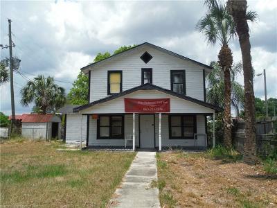 Avon Park Single Family Home For Sale: 15 N Prospect Avenue