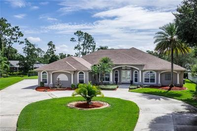 Sebring Single Family Home For Sale: 1510 Divot Court
