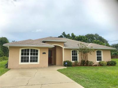 Sebring Single Family Home For Sale: 5135 Oak Circle