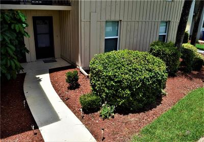 Sebring Condo/Townhouse For Sale: 3613 Edgewater Drive