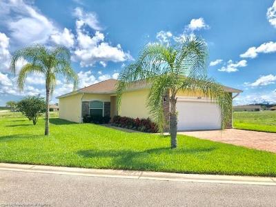 Sebring Single Family Home For Sale: 1460 Stone Ridge Circle