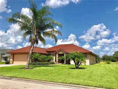Sebring Single Family Home For Sale: 5029 Sugar Bay Street