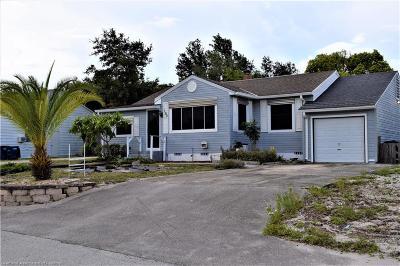 Sebring Single Family Home For Sale: 2608 Emerson Avenue