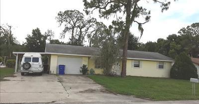 Sebring Single Family Home Contingent: 411 Sassafras Avenue