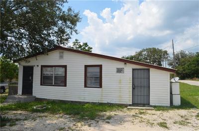 Sebring Single Family Home For Sale: 1152 Eo Douglas Avenue