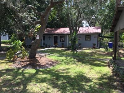 Sebring Single Family Home For Sale: 1400 Randall Road