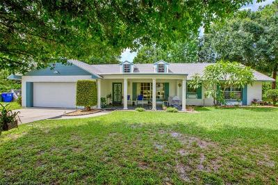 Sebring Single Family Home For Sale: 7107 Sparta Road