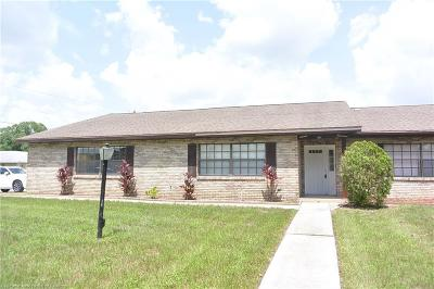 Sebring Single Family Home For Sale: 1600 Mulligan Road