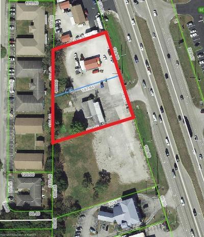 Sebring Residential Lots & Land For Sale: 2905 Us 27