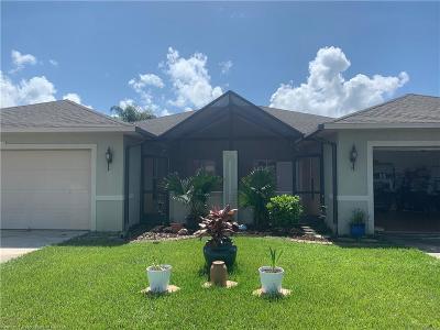 Sebring Single Family Home For Sale: 626 Carissa Street