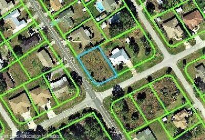 Sebring Residential Lots & Land For Sale: 2452 Valerie Boulevard