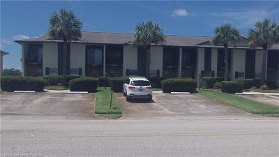 Sebring FL Condo/Townhouse For Sale: $98,000