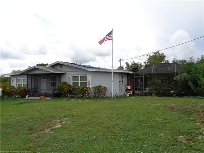 Avon Park, Lorida, Lake Placid, Sebring Single Family Home For Sale: 105 Lake Ridge Drive