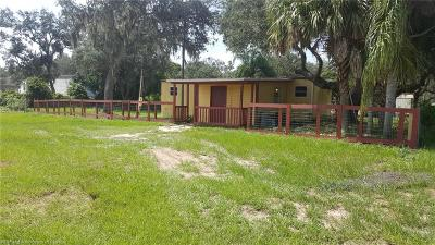 Sebring FL Single Family Home For Sale: $49,900