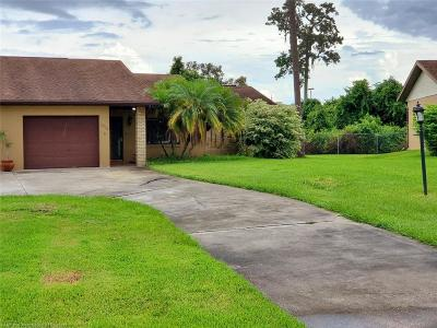 Avon Park, Lake Placid, Sebring, Lorida Single Family Home For Sale: 2500 Hidden Creek Circle
