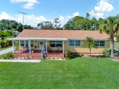 Sebring Single Family Home For Sale: 3620 Lakeview Drive