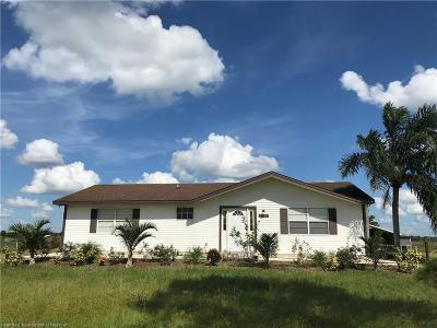 Sebring FL Single Family Home For Sale: $144,900