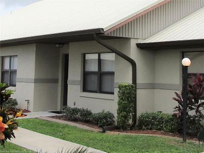 Sebring Single Family Home For Sale: 1906 Villaway E