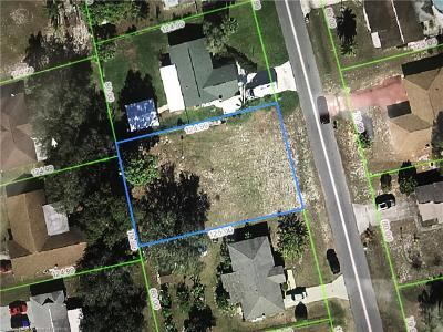 Sebring Residential Lots & Land For Sale: 4431 Navarre Avenue