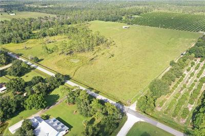 Sebring Residential Lots & Land For Sale: 11300 Payne Road