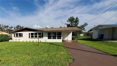 Sebring Single Family Home For Sale: 1316 Oakwood Drive