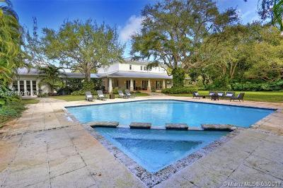 Pinecrest FL Single Family Home For Sale: $3,495,000