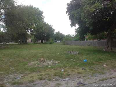 Residential Lots & Land For Sale: 16800 NW 27th Ave