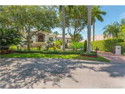Coral Gables Single Family Home For Sale: 361 Los Pinos Pl