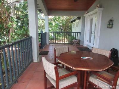 Pinecrest FL Single Family Home For Sale: $595,000