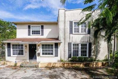 South Miami Single Family Home For Sale: 7111 SW 63rd Ave