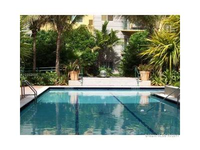 South Miami Condo/Townhouse For Sale: 6001 SW 70th St #451