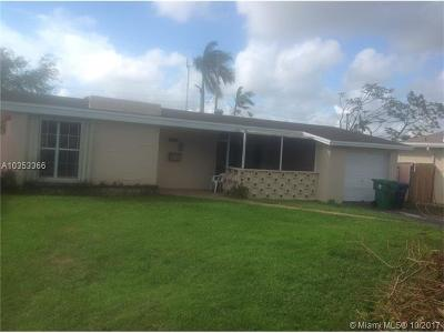 Single Family Home For Sale: 6604 SW 33rd St