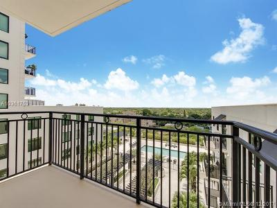 Coral Gables Condo/Townhouse For Sale: 1300 Ponce De Leon Blvd #500