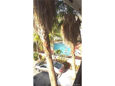 Coconut Grove Condo/Townhouse For Sale: 3245 Virginia St #51