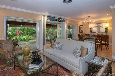 South Miami Single Family Home For Sale: 7480 SW 64th St