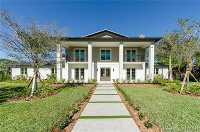 South Miami Single Family Home For Sale: 6151 SW 81st St
