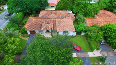 Coral Gables Single Family Home For Sale: 1545 Trillo Ave