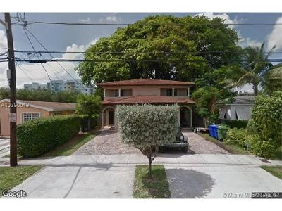 Miami FL Multi Family Home For Sale: $1,100,000
