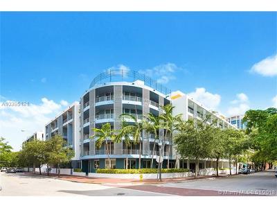 Coconut Grove Condo/Townhouse For Sale: 3339 Virginia Street #PH-27