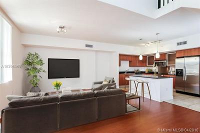 Coral Gables Condo/Townhouse For Sale: 888 S Douglas Rd #110