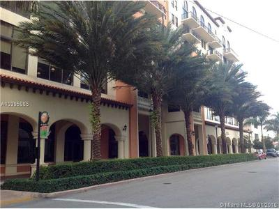Coral Gables Condo/Townhouse For Sale: 55 Merrick Wy #626