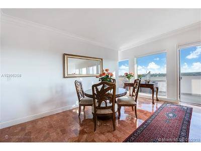 Coral Gables Condo/Townhouse For Sale: 700 Biltmore Way #PH 1202