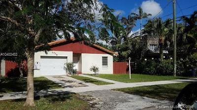 South Miami Single Family Home For Sale: 5715 SW 42nd St