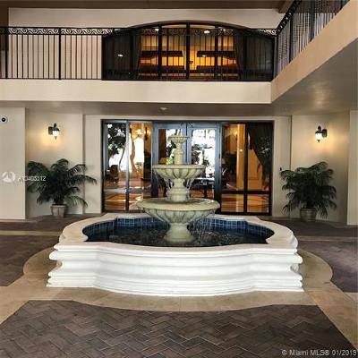 Coral Gables Condo/Townhouse For Sale: 888 SW Douglas Rd #1210