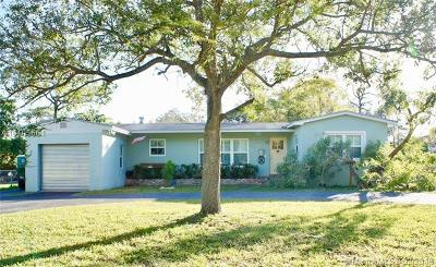 South Miami Single Family Home For Sale: 5711 SW 67th Ave