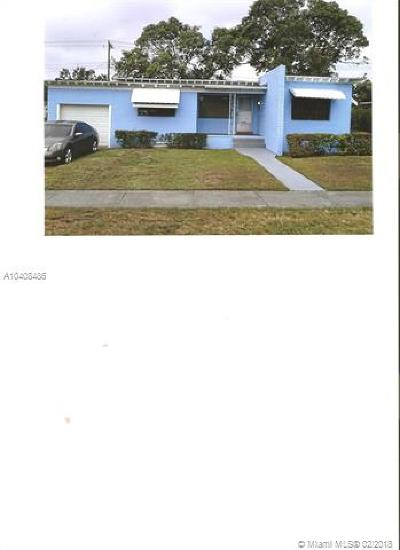 South Miami Single Family Home For Sale: 5819 SW 62nd Ter.
