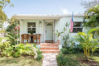 South Miami Single Family Home For Sale: 6641 SW 64th Ave